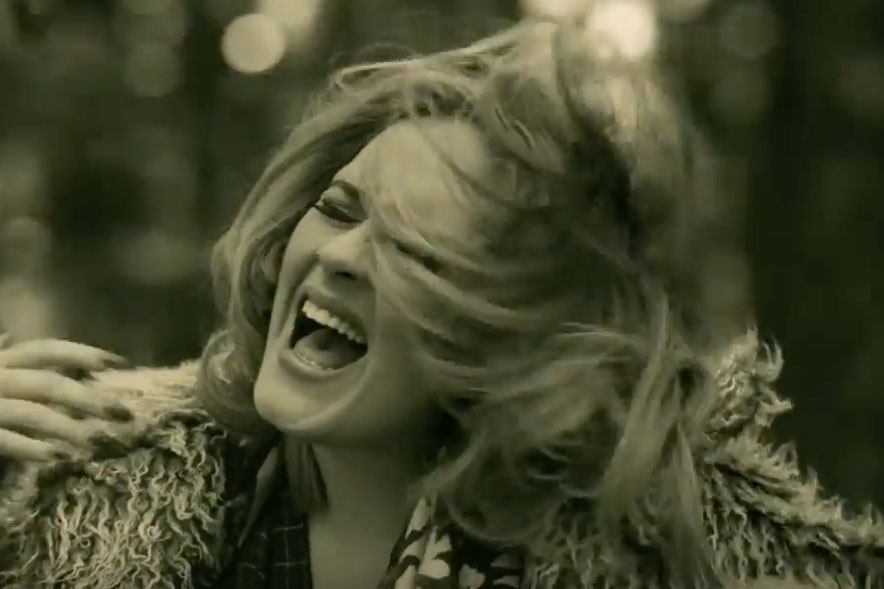Adele / Hello / YouTube